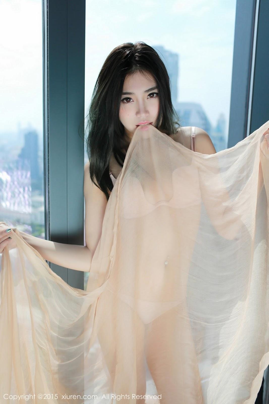 0012 - Beautiful Sexy Naked XIUREN NO.271 SABRINA