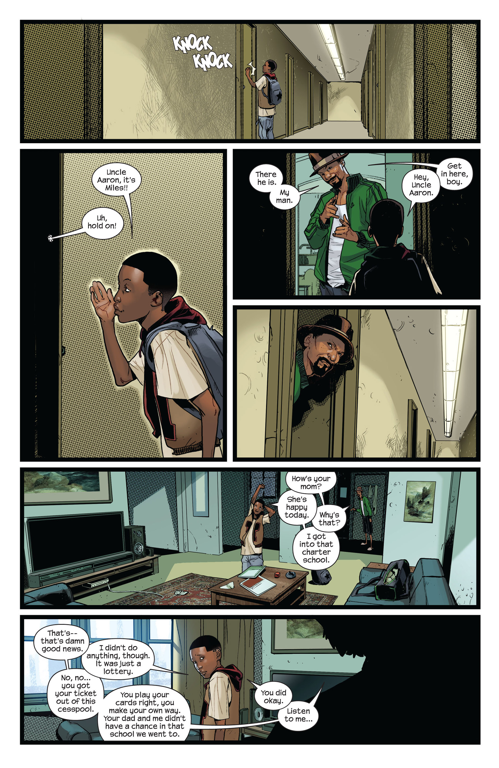 Read online Ultimate Comics Spider-Man (2011) comic -  Issue #1 - 11