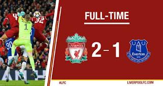 Liverpool Taklukkan Everton 2-1 di Piala FA