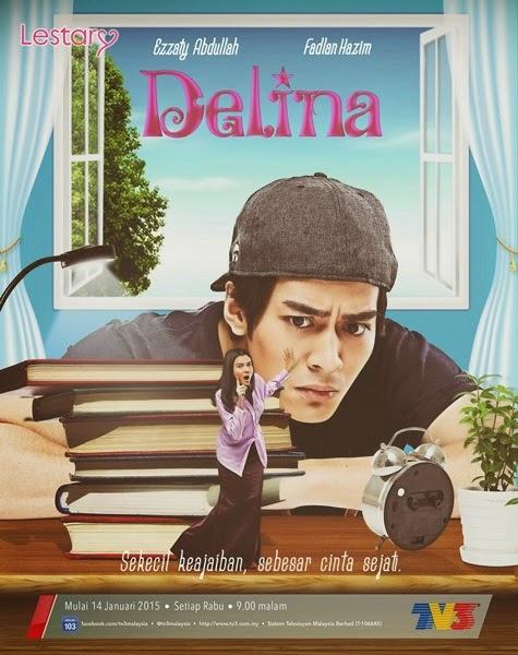 Sinopsis drama Delina slot Lestary TV3, gambar drama Delina, pelakon Delina, Ezatty Abdullah – Delina, Fadlan Hazim – Farid, Zarazya – Naufah, Puteri Chici – Mia, Original Sound Track OST Delina, lagu tema drama Delina, download OST Delina – Knock Knock (Elizabeth Tan)