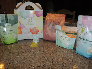 Kitchen and Laundry products earth friendly