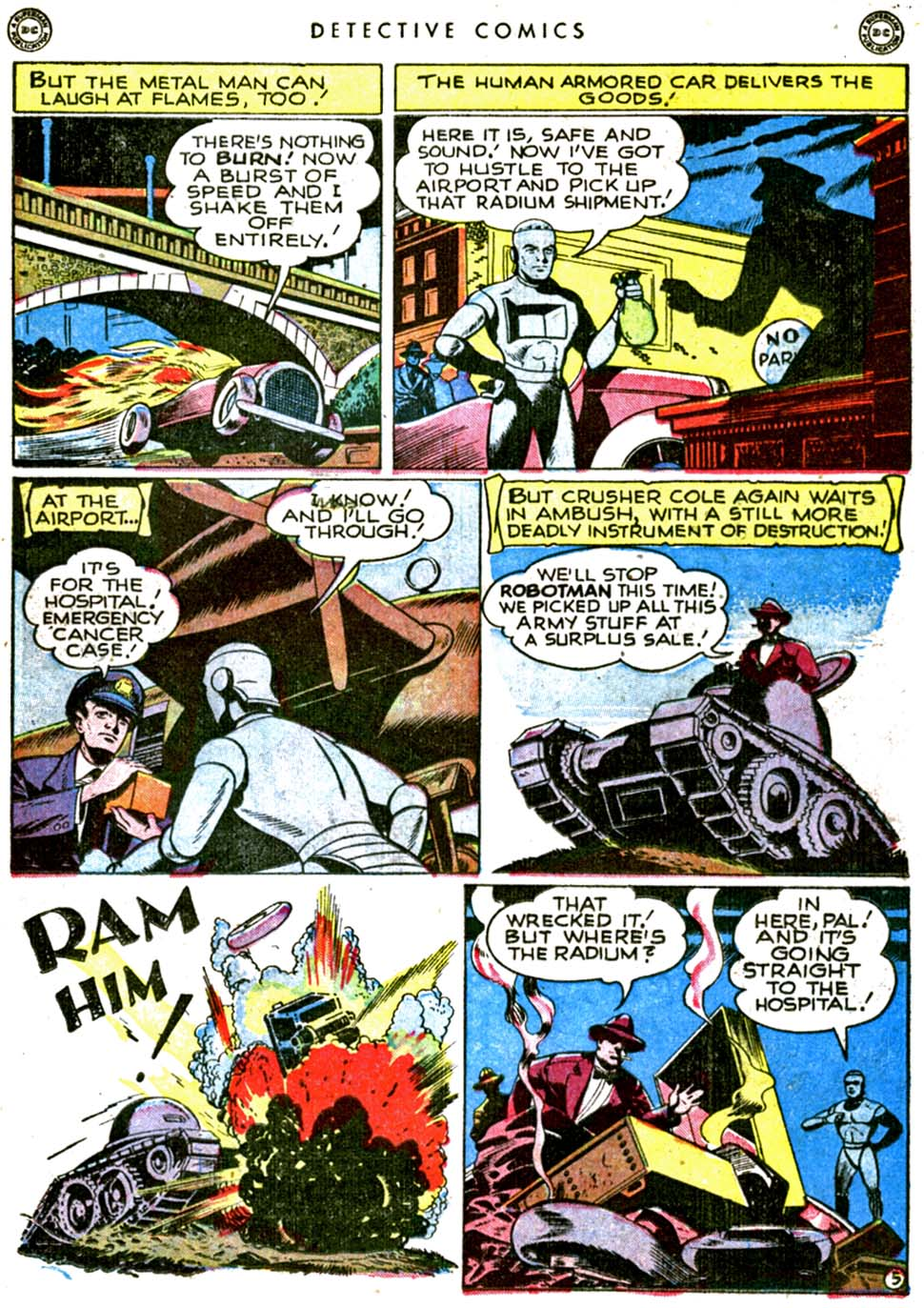 Read online Detective Comics (1937) comic -  Issue #144 - 21