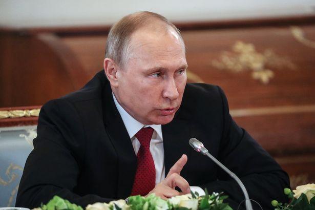BREAKING: Vladimir Putin says he will step down as president in 2024