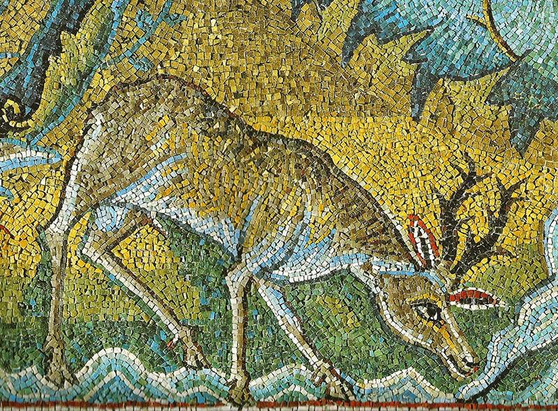sao clemente mosaico det2light - A Basílica de São Clemente