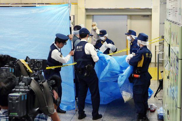 Xác chết giấu trong nhà ga 1 tháng không bị phát hiện