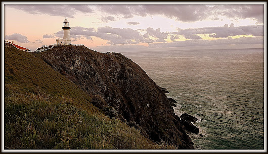 Byron Bay : The Easternmost Point Of Australia