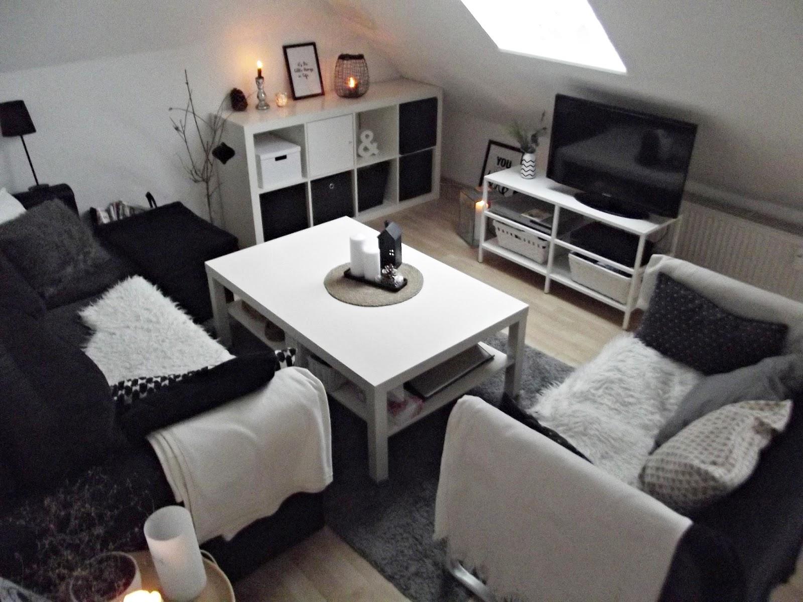 Mein Wohnzimmer Im Winter