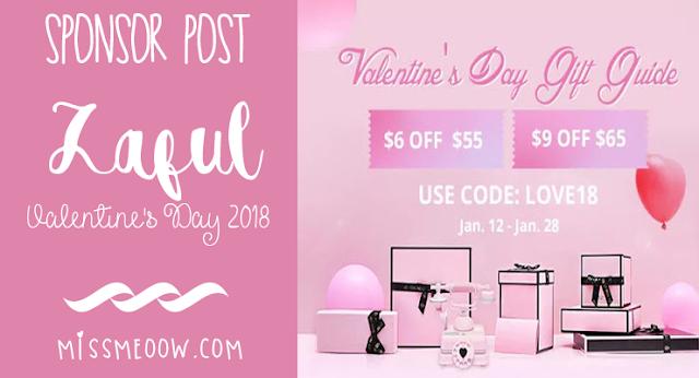 Valentine's Day 2018 On Zaful