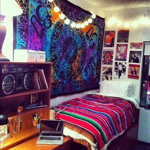 DIY Quarto hippie Daily Beauty ~ Quarto Personalizado Hippie