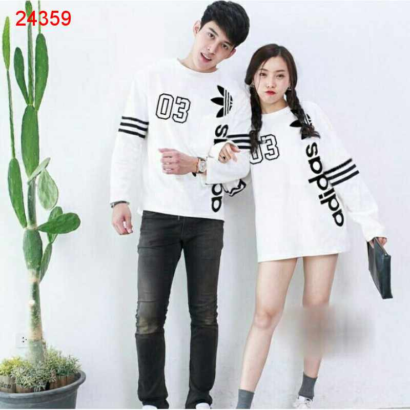 Jual Sweater Couple Sweater Adidas 03 - 24359