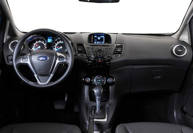 New Fiesta 1.0 Turbo 2017: informações, preço e consumo