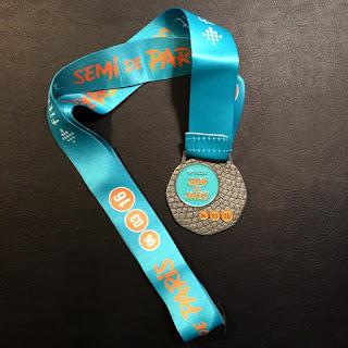 Médaille Semi Paris