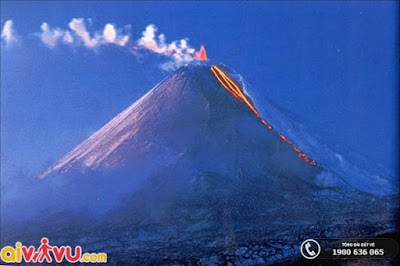 Núi lửa Klyuchevskaya Sopka mang ý nghĩa thiêng liêng đối với người dân địa phương.