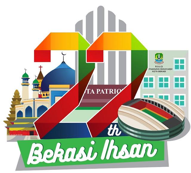 Pemkot Bantah Logo HUT Kota Bekasi Hasil Menjiplak