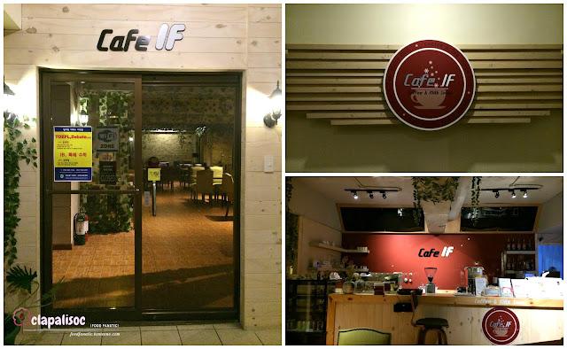 Cafe IF details