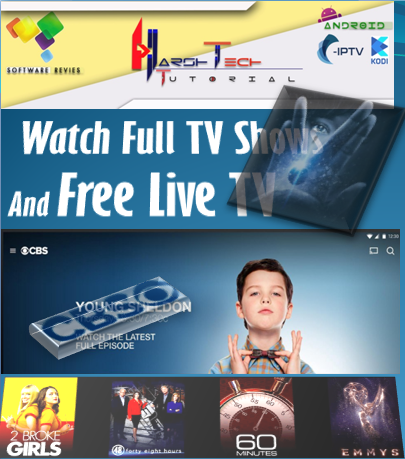 Free CBSTV Download Live Apk on your Android,Tablets