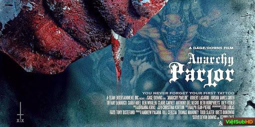 Phim Nghệ Thuật Đẫm Máu VietSub HD | Anarchy Parlor 2015