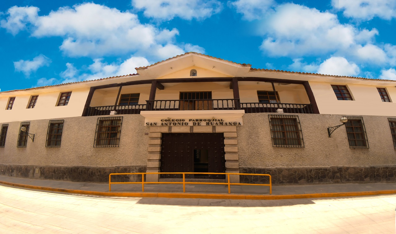Colegio SAN ANTONIO DE HUAMANGA - Ayacucho