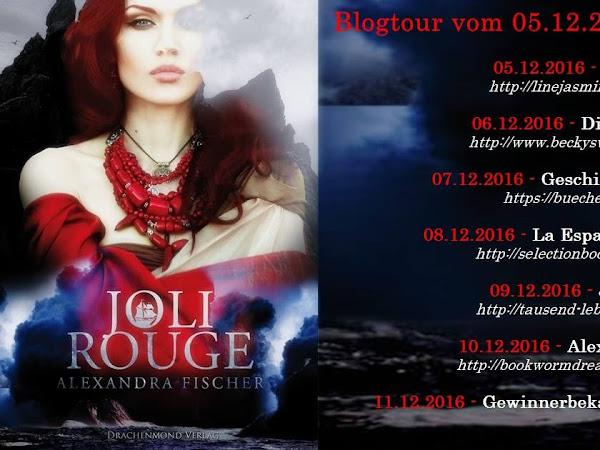 [GEWINNER] Blogtour Joli Rouge