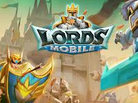 Lords Mobile Mod Apk v1.41 (Unlimited Gems) Full version