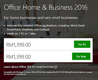 office 2016 required purchase for every devices