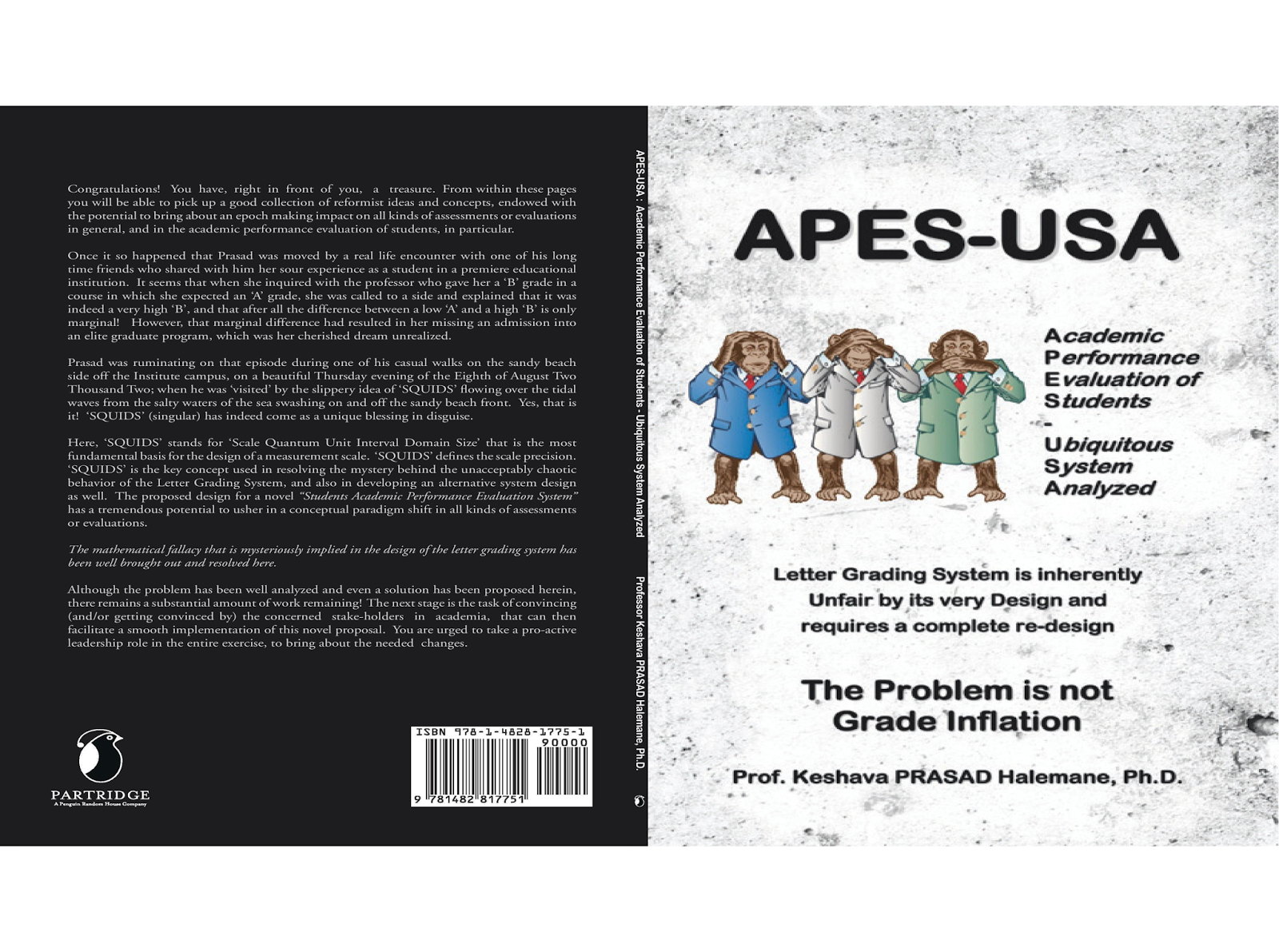 APES-USA: An intriguing milestone showing the distance as