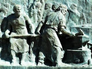 Antiga Fundição - Monumento La Patria al Ejército de los Andes, Parque General San Martín, Mendoza