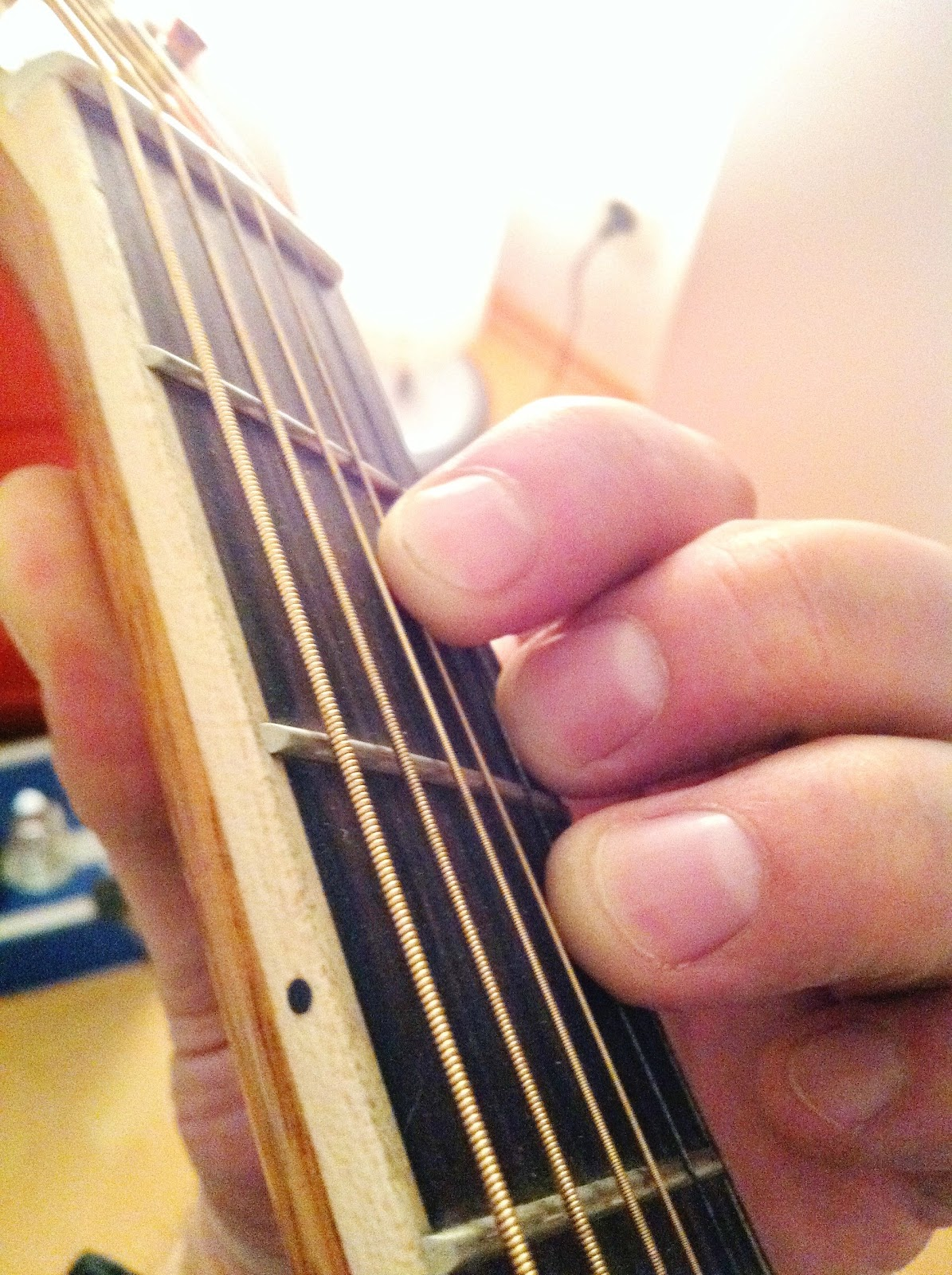 Dur-Griffe leichter greifen | Einfach geiler Gitarre spielen!