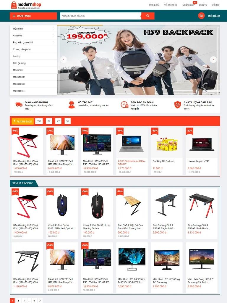 Template blogspot bán hàng điện máy chuẩn seo - Ảnh 1