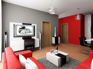 Gambar Interior Rumah Minimalis Modern