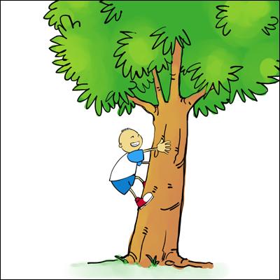 Descendre d'un arbre