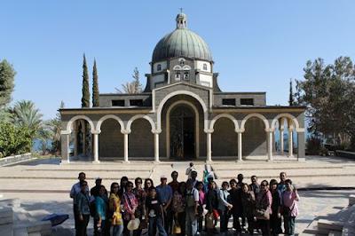 Gereja Sabda Bahagia