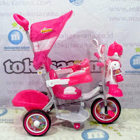 family superhero pesawat tricycle