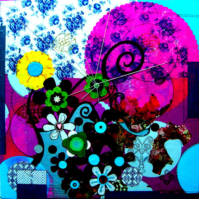2012 painting mixed media on canvas. Black Bedroom Furniture Sets. Home Design Ideas