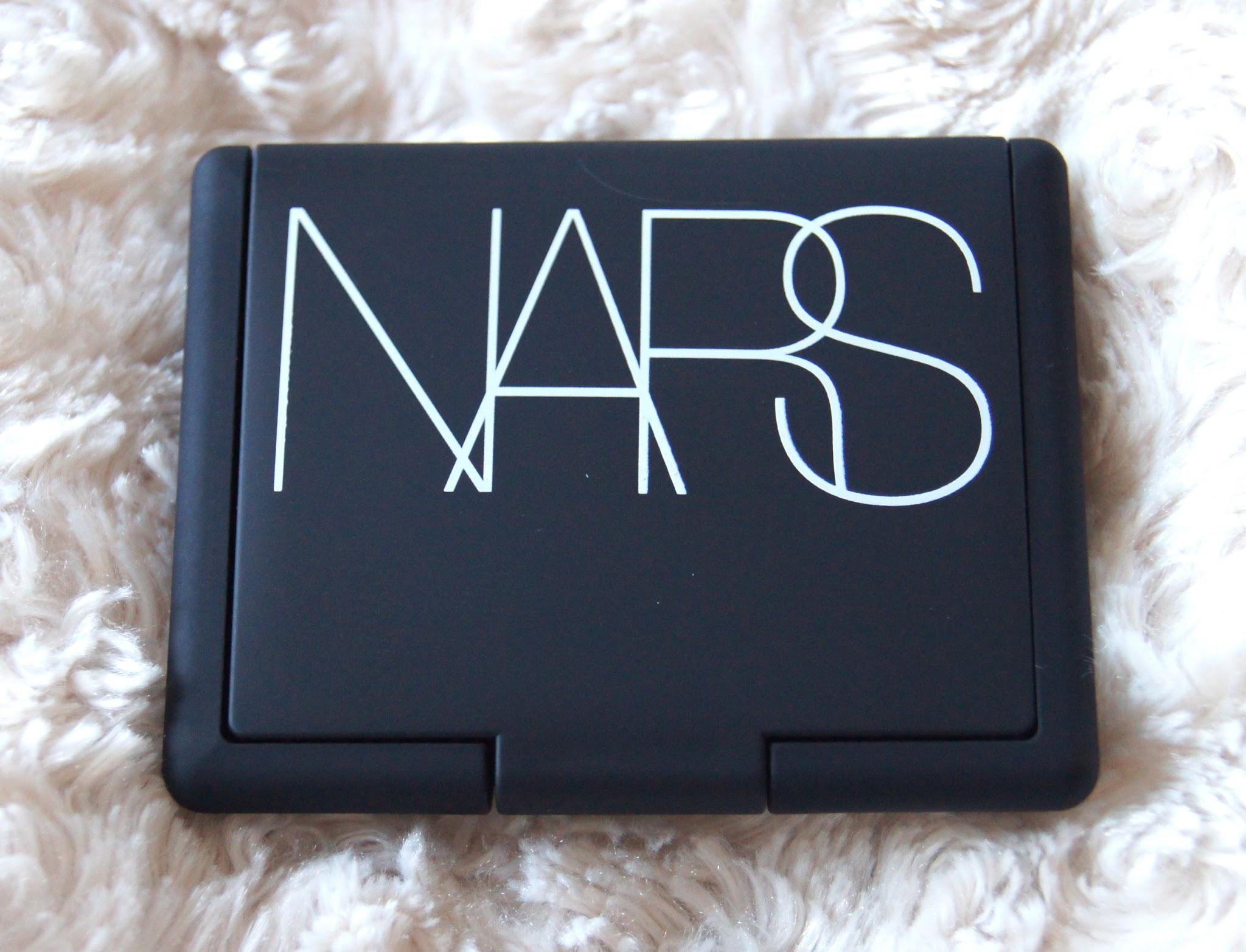Nars Powder Blush Luster Review Swatch