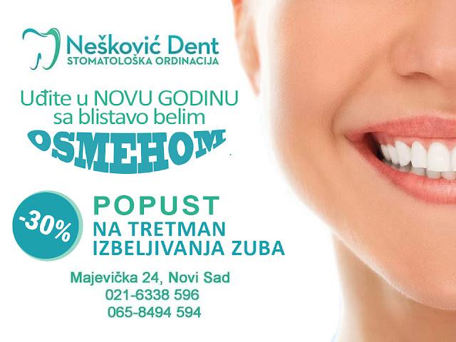 Zubarska ambulanta Nešković Dent, Novi Sad