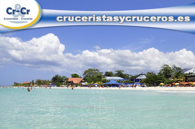 06 - MSC Opera - Sábado - Día de playas en la isla de Jamaica