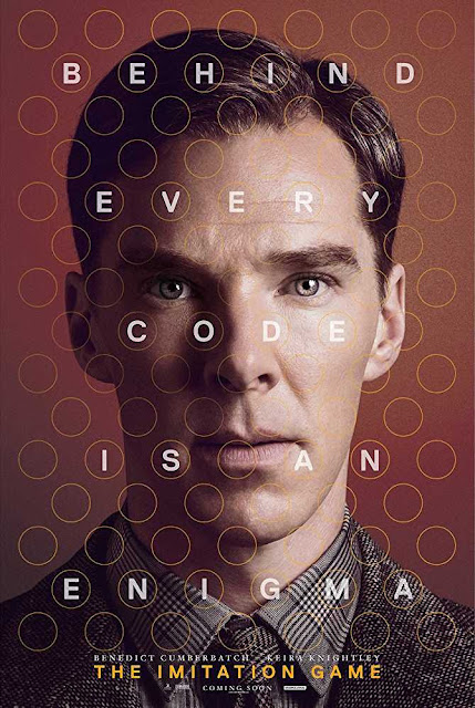 Poster The Imitation Game 2014 Full Movie Download Hindi Dubbed 720p