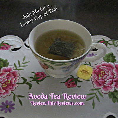 Aveda Tea Reviewed