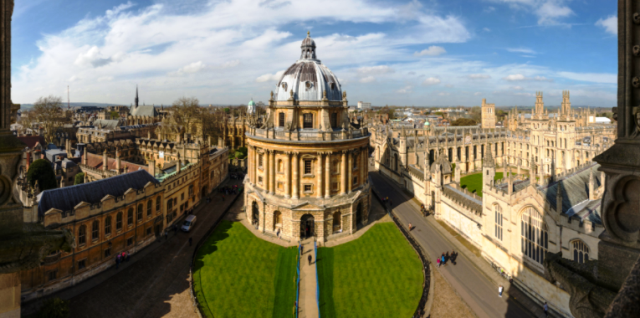 Reach Oxford Scholarship for Undergraduates at Oxford University in UK, 2018-2019