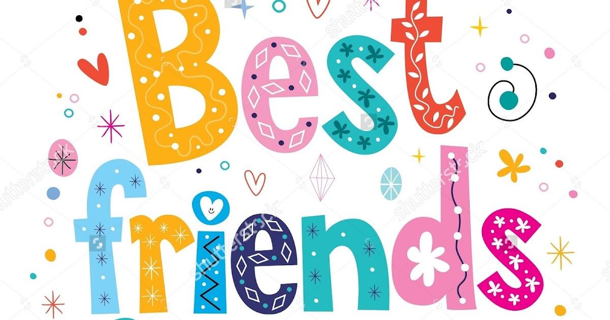 Best Friends Forever Wallpaper 70 Pictures: Top Gambar Kartun Lucu Tulisan