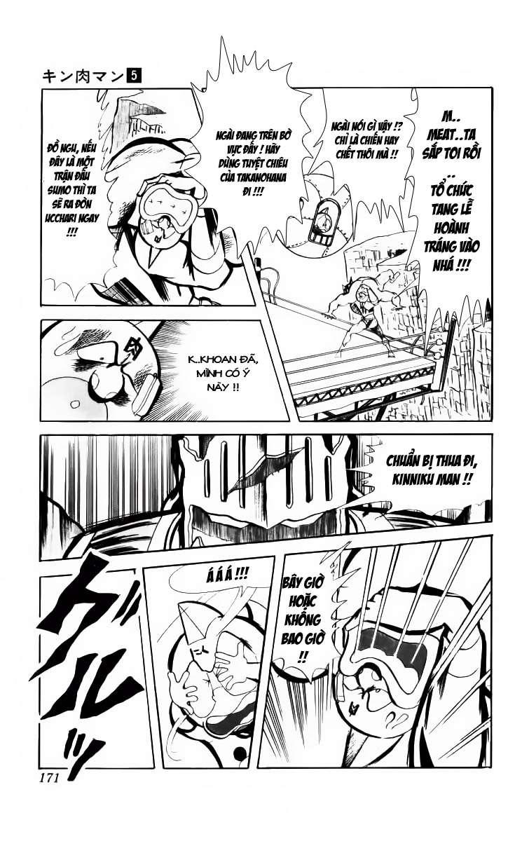 Kinniku Man Chap 66 - Next Chap 67