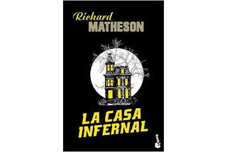 Reseña La casa infernal Richard Matheson