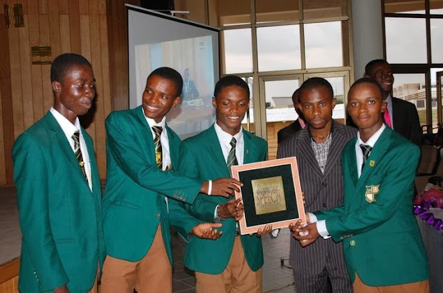 Prempeh College Wins Outstanding Engineering Knowledge & Exemplary Achievement Award