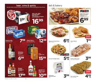 Cub Foods sales ad