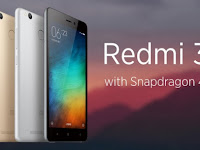 Redmi 3s was Officially Released in India