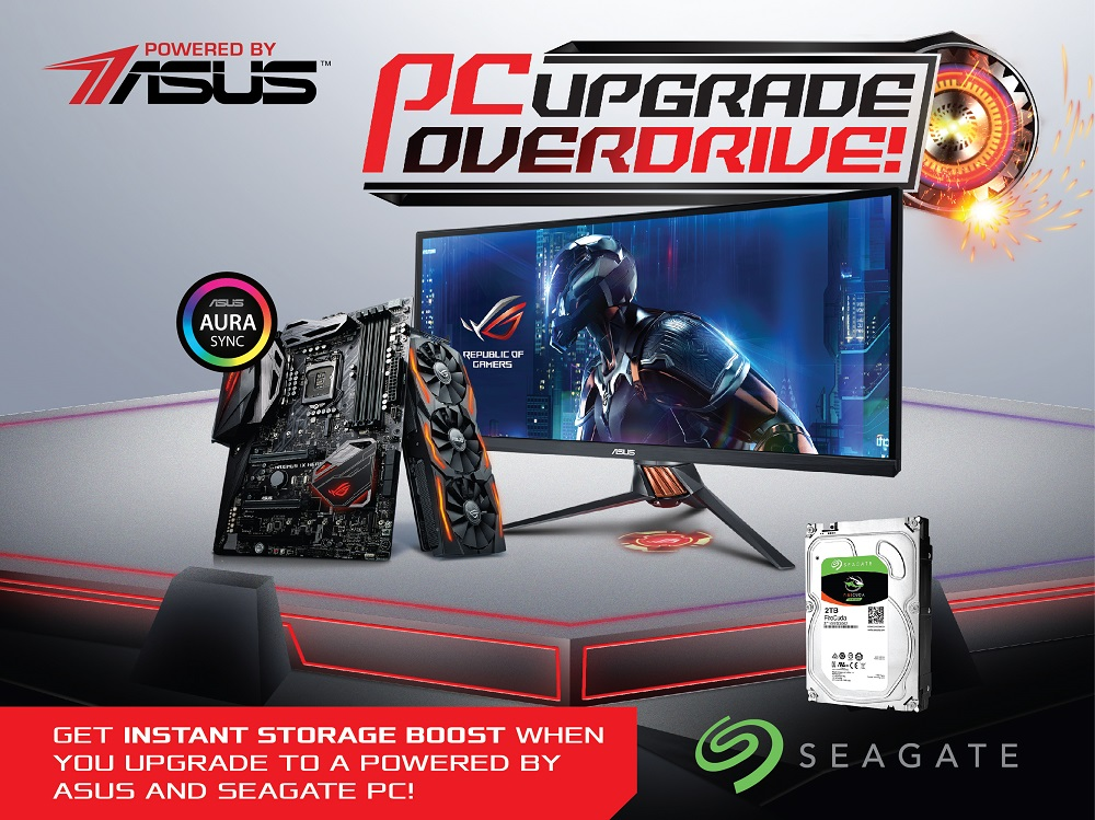 PC Upgrade Overdrive Promo