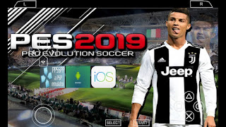 Download Pes 2019 iso file ppsspp