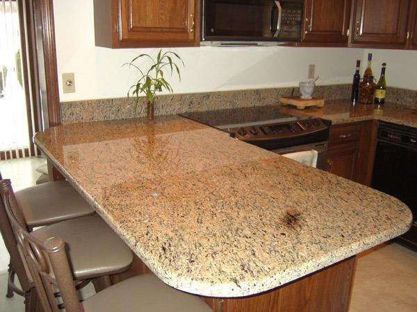 Kitchen Granite Countertop Removal