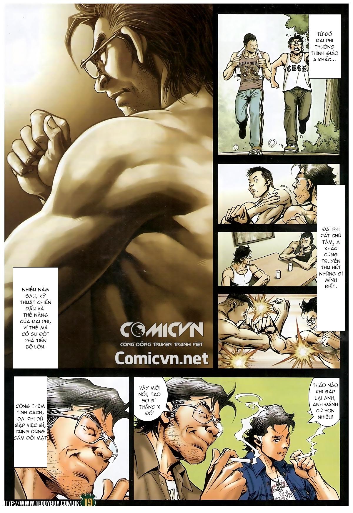 Người Trong Giang Hồ - Chapter 1549: Chơi bẩn - Pic 18